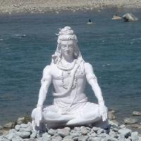 Yoga, åskoväder och moolamantra